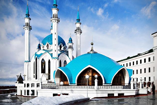 Qolsarif-Mosque-Russia