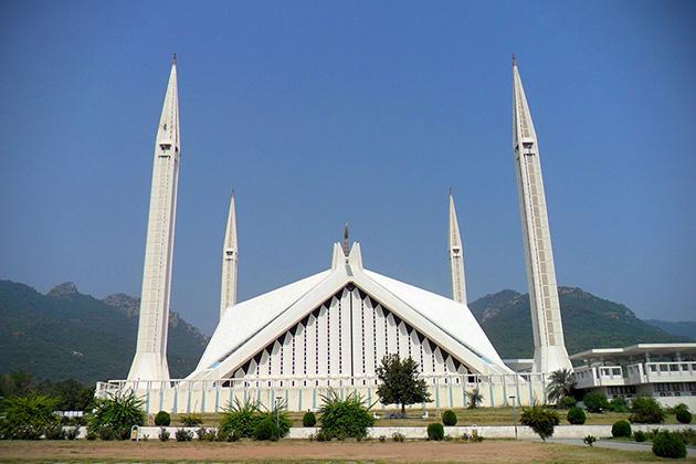 Shah-Faisal-Mosque-Islamabad