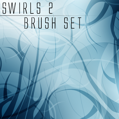 Swirls-2-Brush-Set
