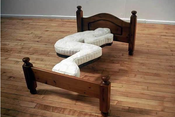 alone bed