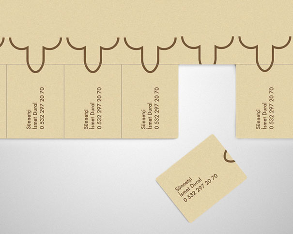 The 20 most creative business cards ideas card for circum reheart Choice Image