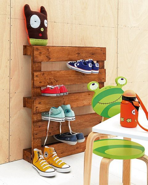 10 cool designs made with pallets