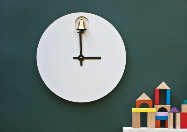 The DINN wall clock