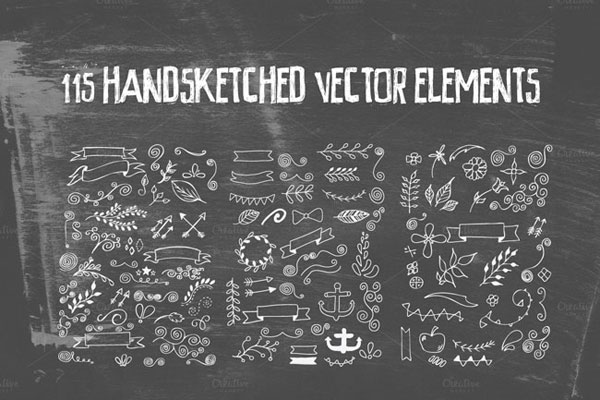 handsketched-vec-elements-3