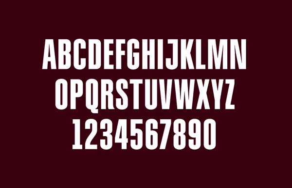 hershey_company_font