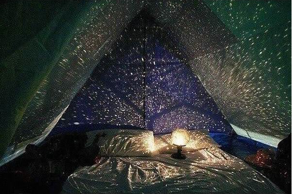 magical bed