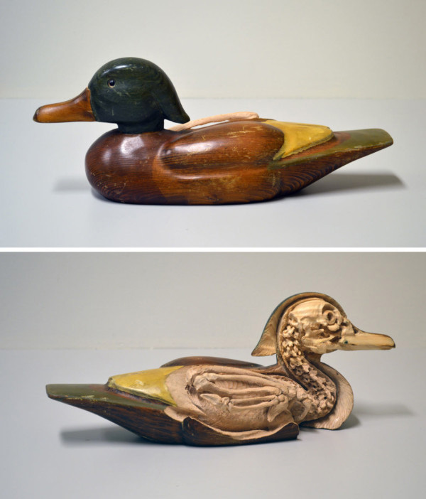 Maskull Lasserre: a sculptor who re-carves discarded sculptures