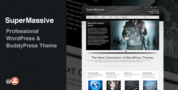 The best 15 WordPress themes for BuddyPress