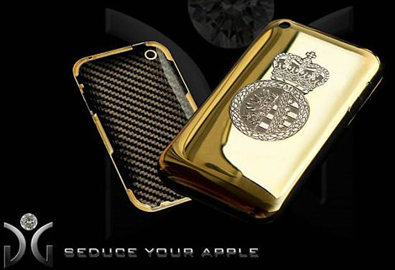 Golden Delicious iPhone Case