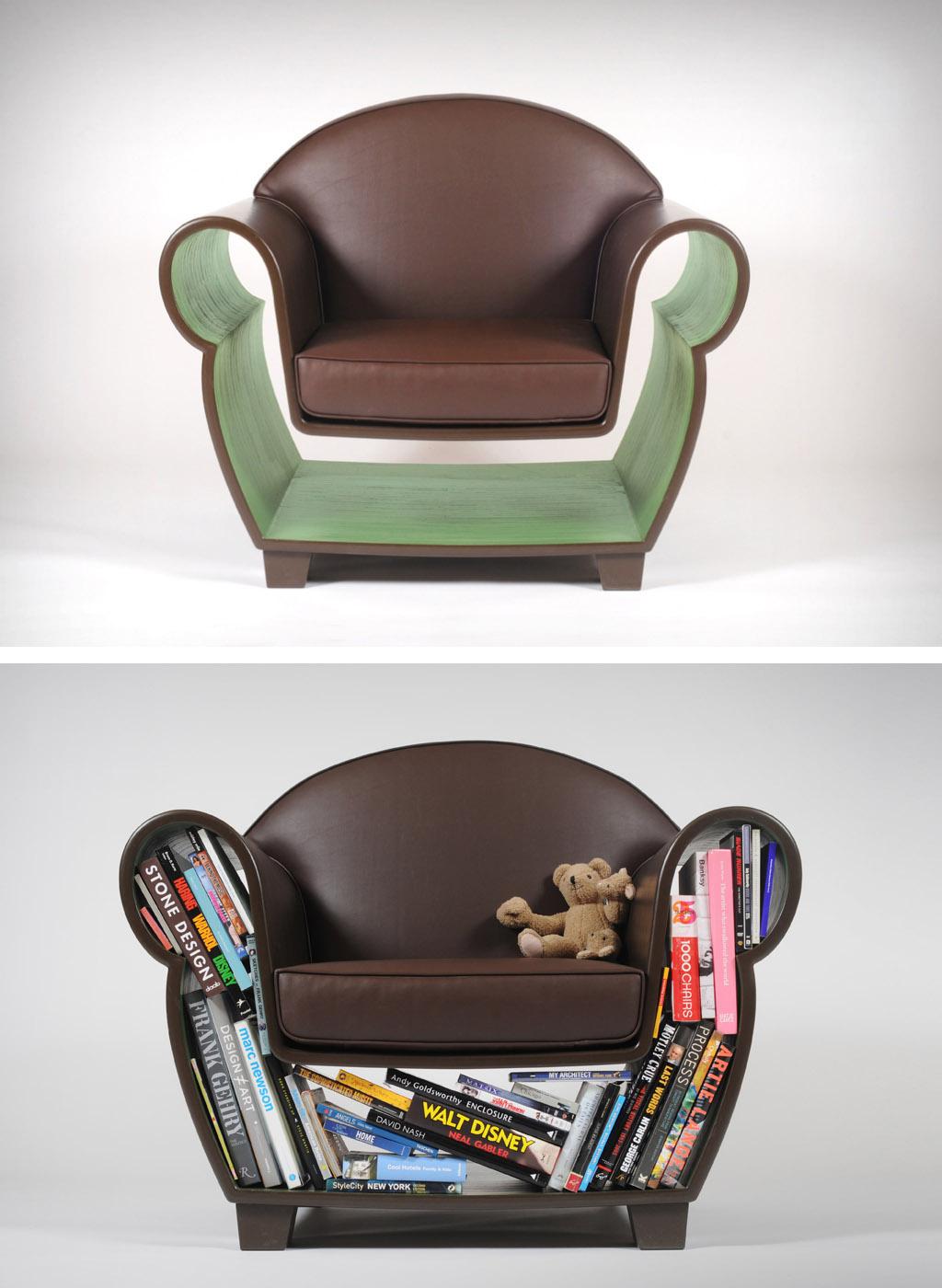 Genial Hollow Chair