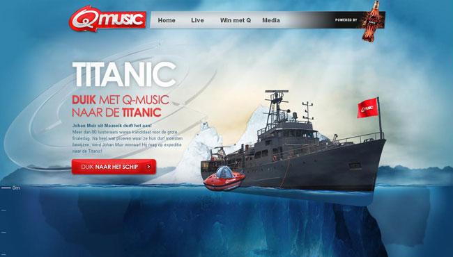 Q-Music-Titanic