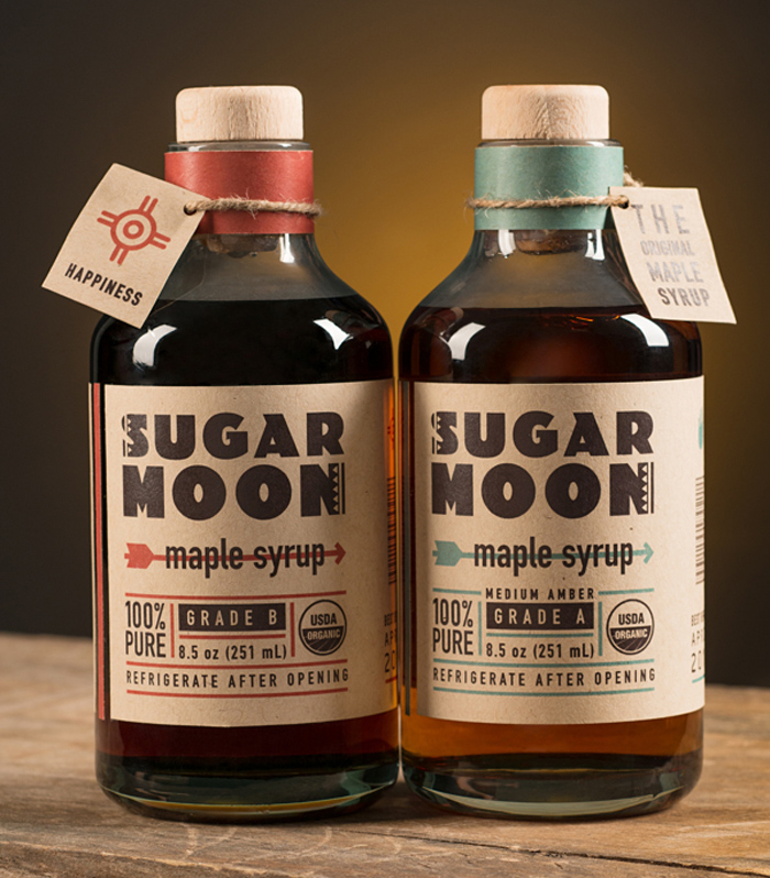 20 awesome typographic packaging designs