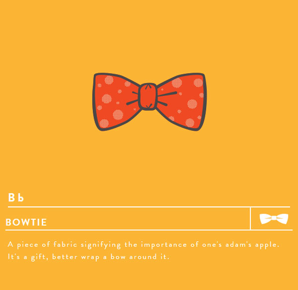 b-for-bowtie