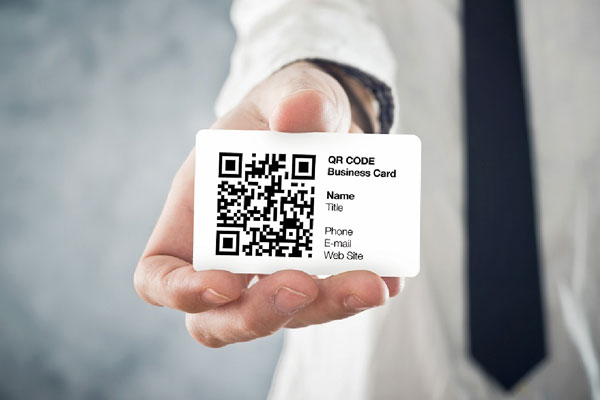 how you can incorporate qr codes in your marketing strategy - Quick Response Code Business Card