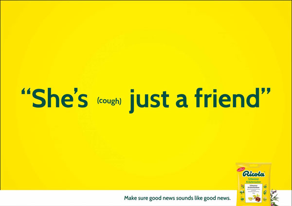 30 Hilarious Print Advertisements  SpyreStudios