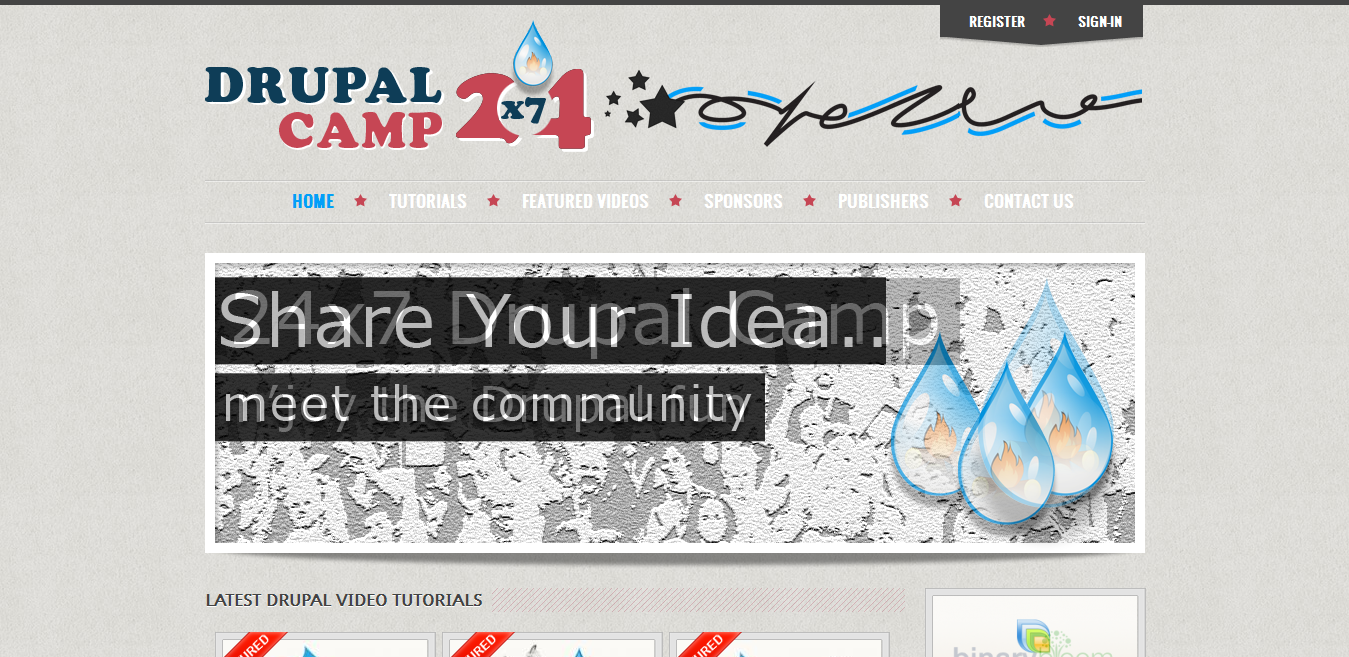 15 great websites to learn Drupal