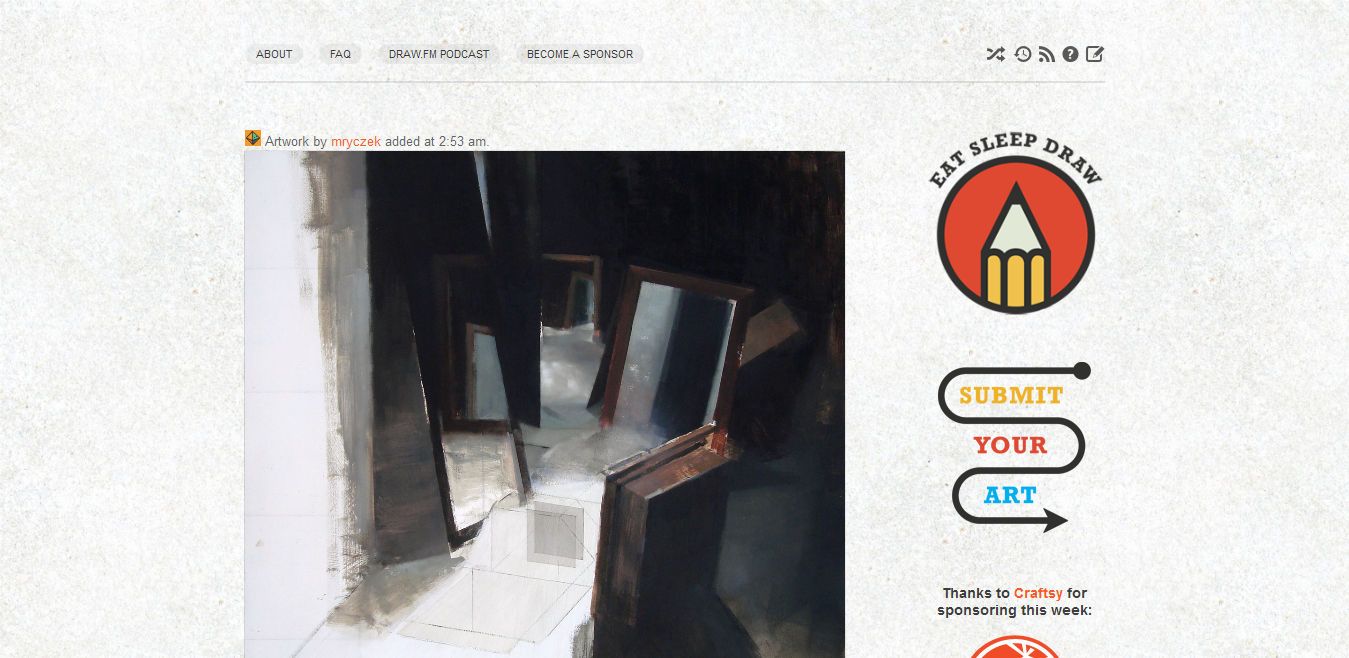 10 awesome websites for graphic design inspiration