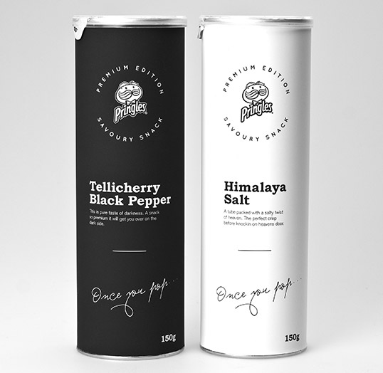 20 well-designed packaging designs
