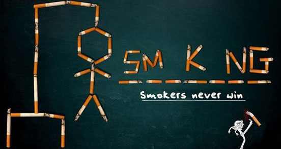Stop smoking now: 10 great anti-smoking ads