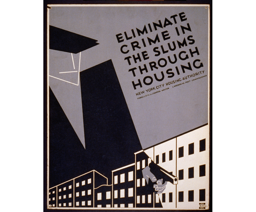 Eliminate crime