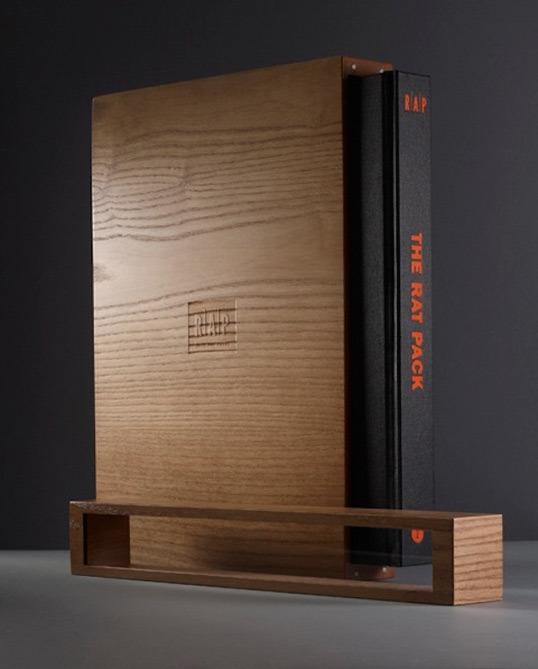 Creative Book Packaging Design ~ Packaging for books a collection of creative packages