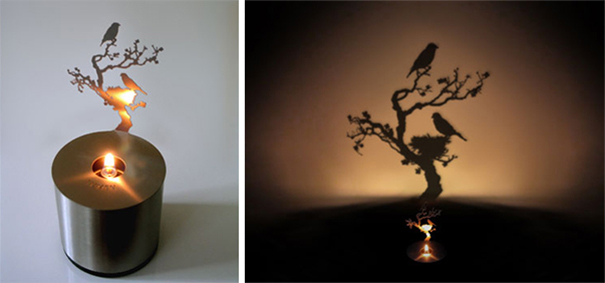 10 Unusual And Creative Candle Designs