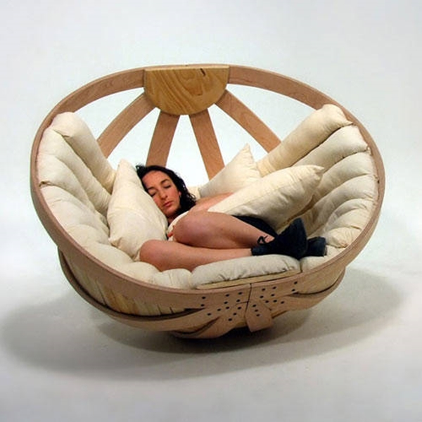 8 cool and sometimes cozy chair designs Designer Daily