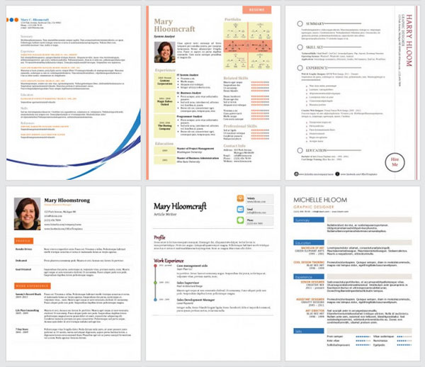 Designed To Be Hired Tips On Finding The Right Resume