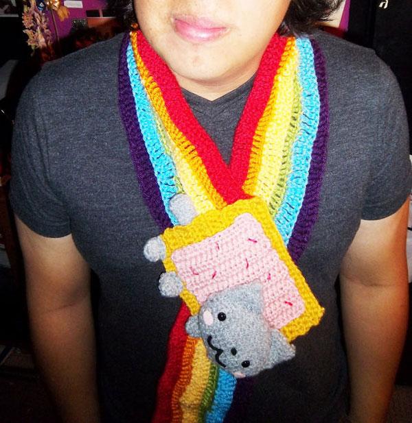 nyan-cat-scarf