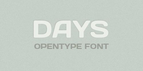 great logo fonts