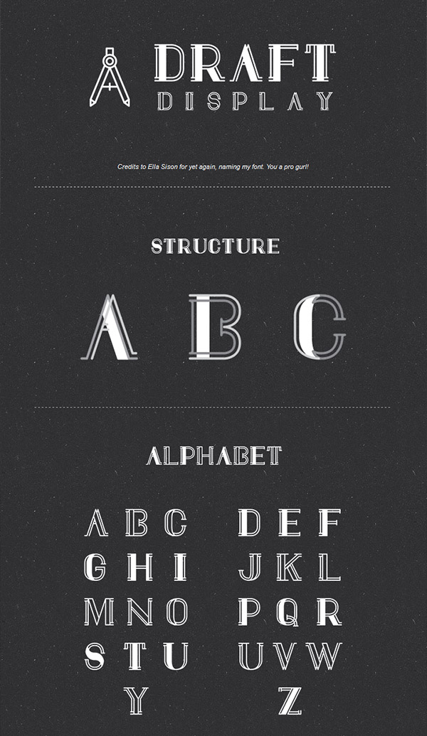 10 hipsterish fonts you can download for free