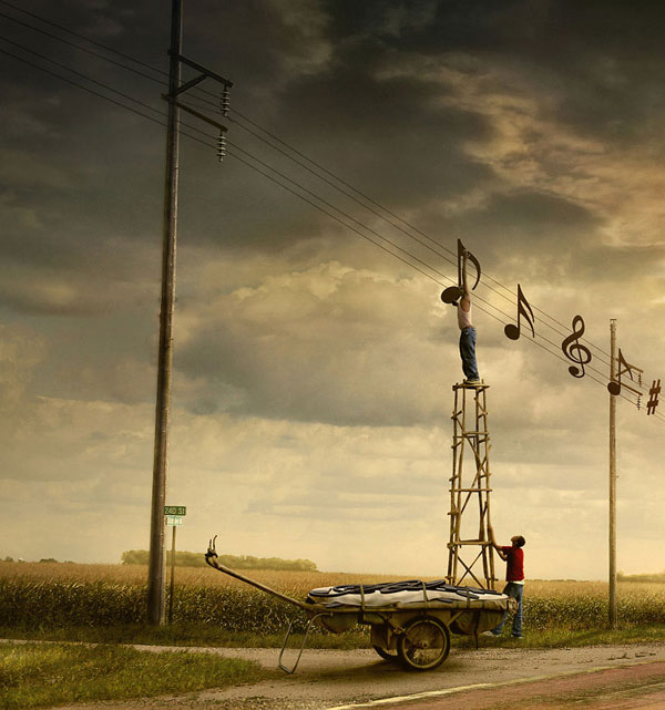 Surreal photo manipulations by Anil Saxema