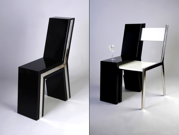 A chair inside a chair