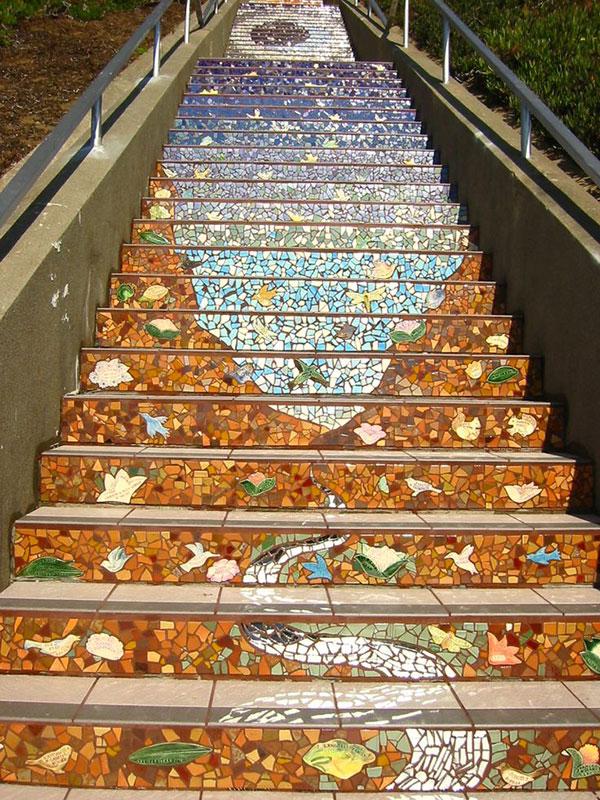 Barr Crutcher Staircase
