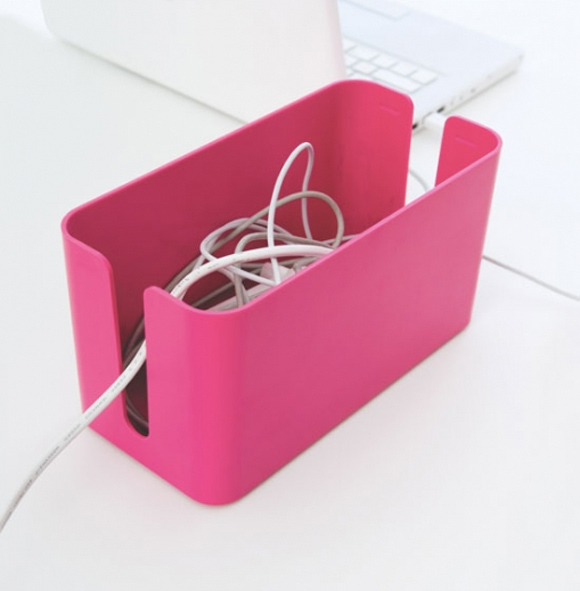 Keep Your Cable Tidy With These 10 Cool Cable Organizers Designer Daily Graphic And Web