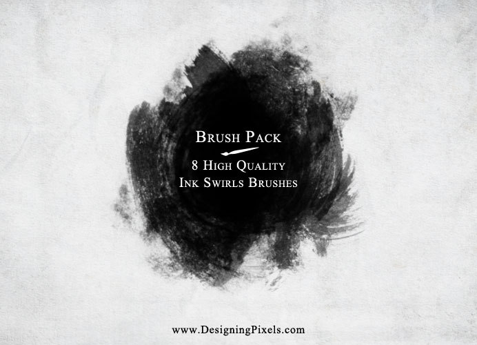 Ink-Brush-Pack