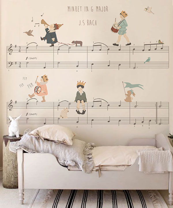 20 ideas to decorate your children's room