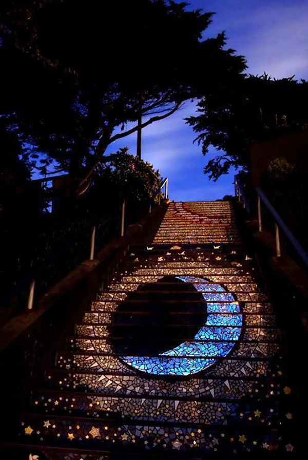 Street Art On Stairs 15 Beautiful Examples
