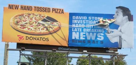 Pizza Billboard