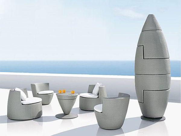 The OBELISK furniture