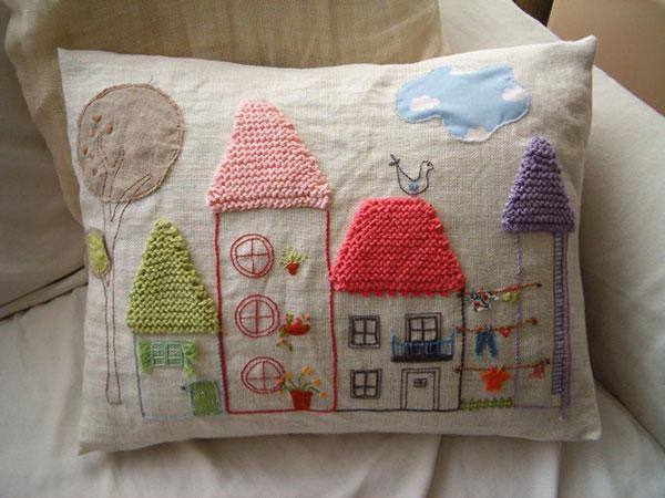 creative pillow