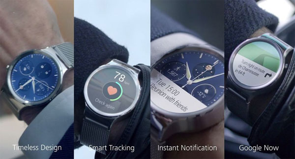 The beginning of the great smartwatches war