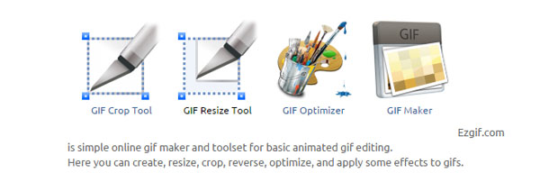 The easiest way to resize or crop your animated gifs