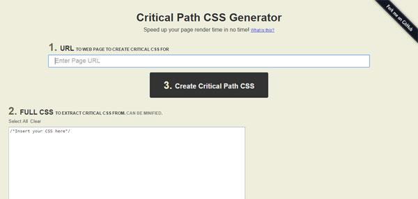 critical-path-css