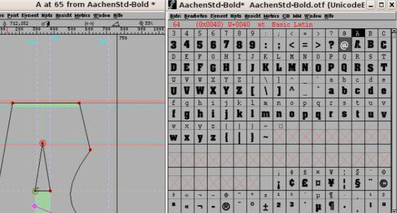 FontForge