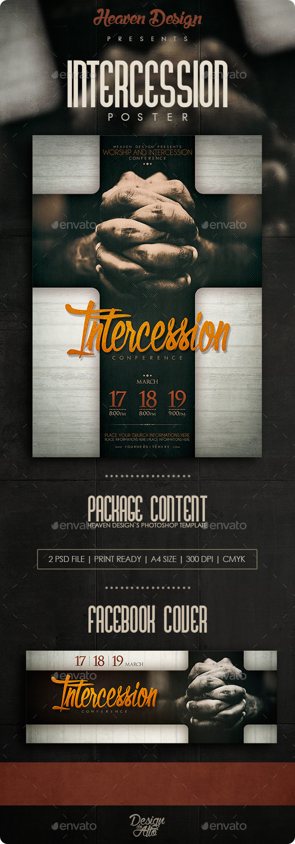 excellent flyer templates for your next event designer daily intercession