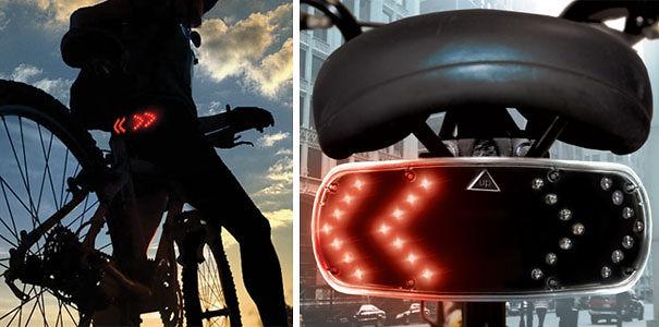 Wireless Bicycle Turn Signal