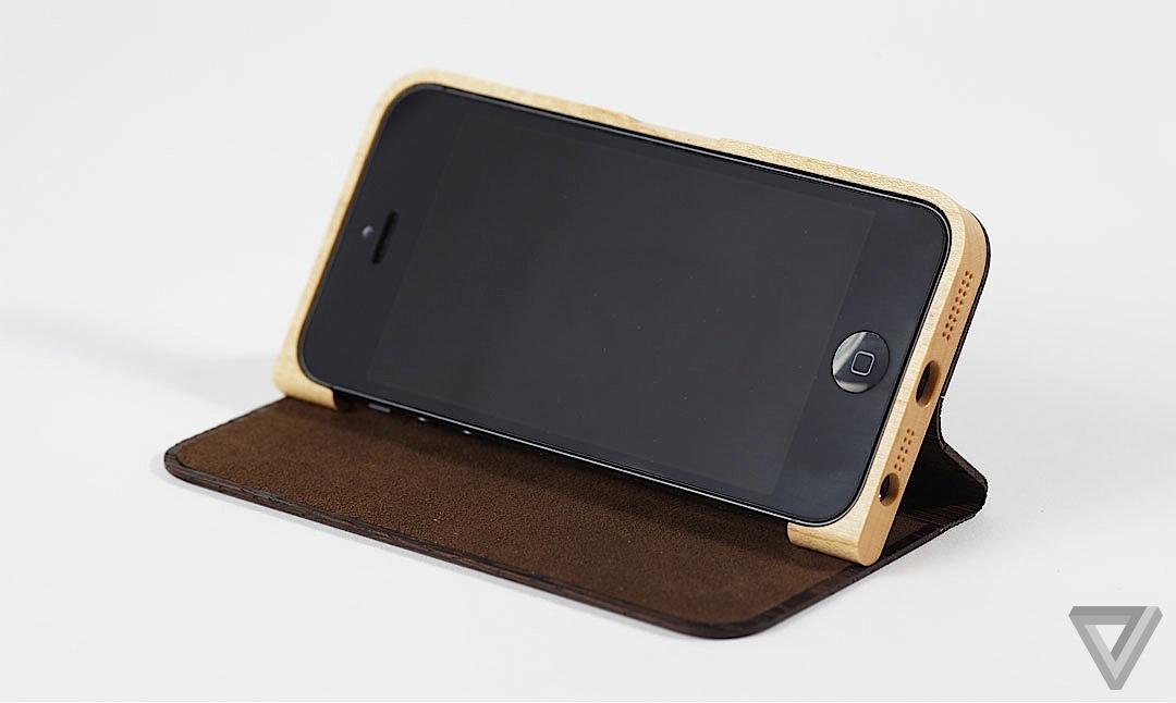 Wood iPad Cases
