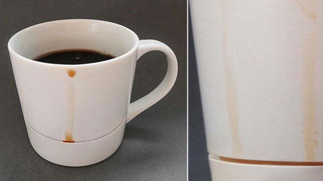 Drip free magic mug