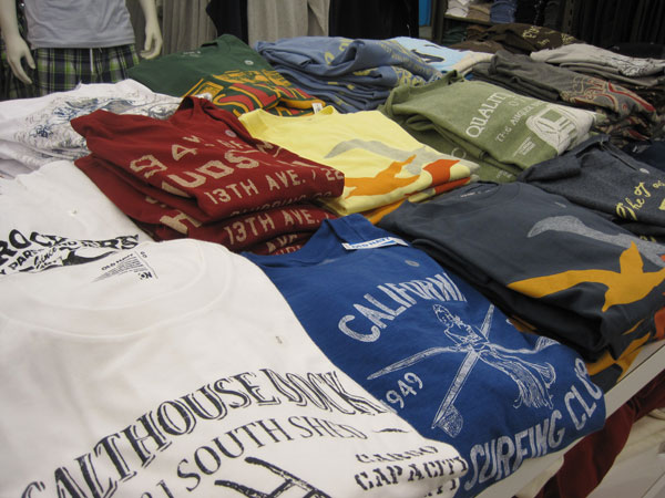 5 Ways Clothing Stores can Reinvent Their T-shirts Collection